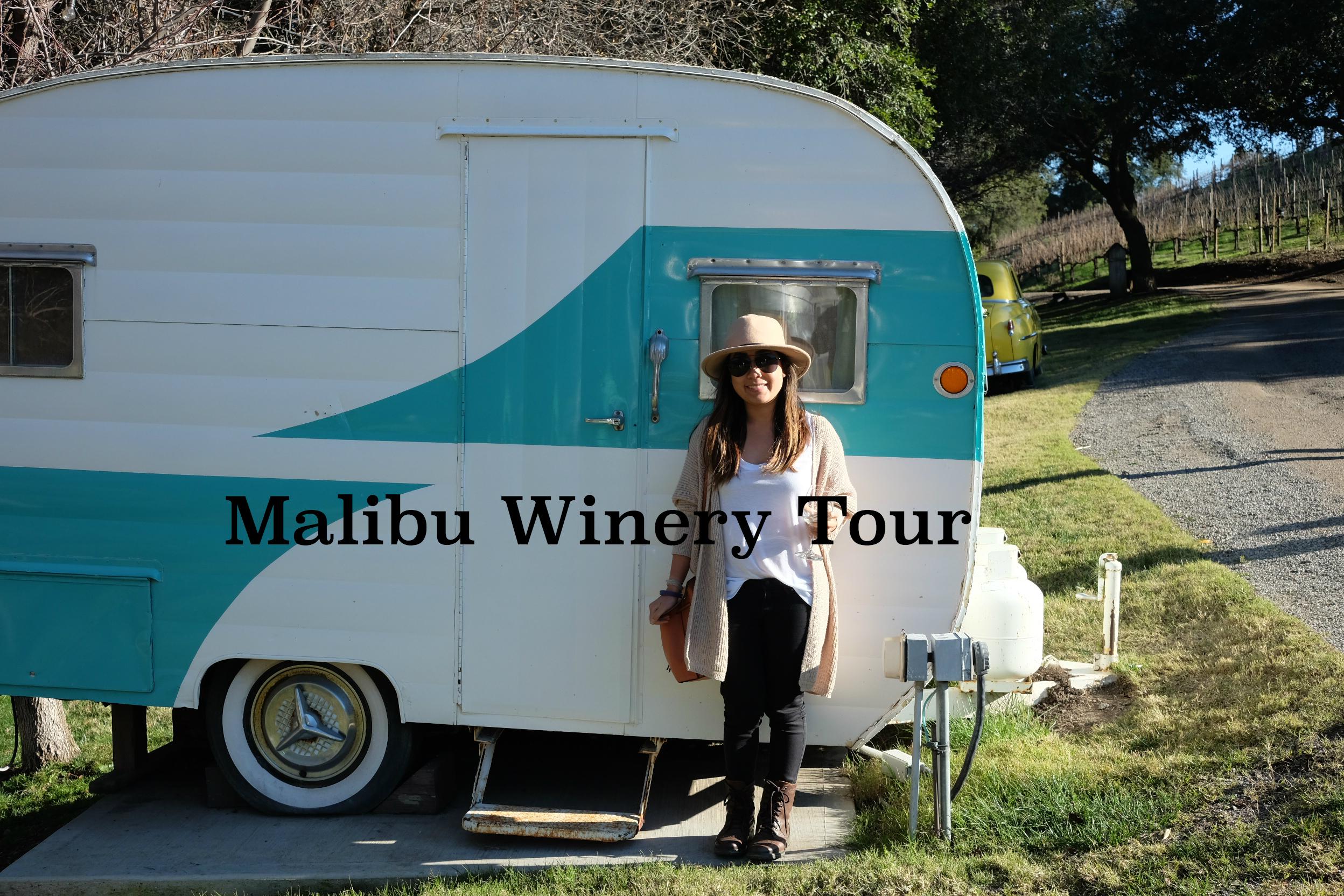 Malibu Winery Tour